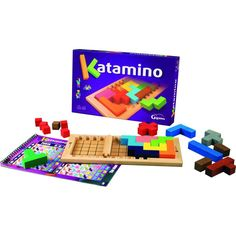Katamino Classic Box Set from ages 3 to up.
