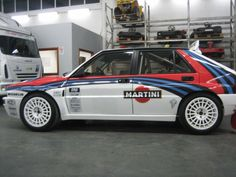 RaceCarAds - Race Cars For Sale » Lancia Delta HF Int Gr. A