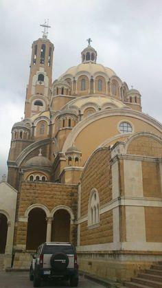 Church in Lebanon by Maddy Amigo