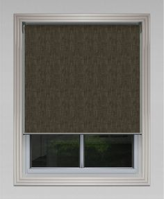 Boston (Blockout) Roller Blind - Buffalo #roller #blinds
