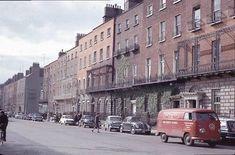 Merrion Square, Dublin, 1964