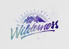 Watercolor logo effect generator v1 by KriciaDesign on @creativemarket