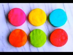 How to Make Playdough WITHOUT Cream of Tartar and No Cook! Play doh - YouTube