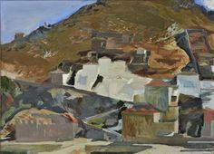 Greece Painting, Landscape Paintings, Landscapes, Greek Art, Romanticism, Impressionist, Geography, Still Life, Print Patterns
