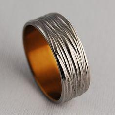 Cool mens ring.