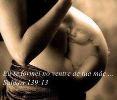 O amor de DEUS: #Desde o ventre