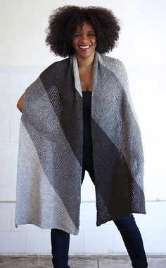 The architexture scarf kit is a blueprint for success youll color block bias wrap pattern by suzanne shaw malvernweather Choice Image