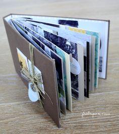 mini book album ideas
