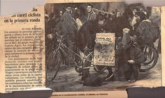 VeB, 1994? Carril biic a la Ronda (Bicifestaació)