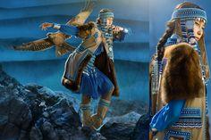 Photos: National costumes inspired by Siberian Northern Peoples | eYakutia.com | English Yakutia