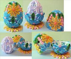 Креативні ідеї декору до Великодня. Фото оригінальних святкових аксесуарів   vProfi.com