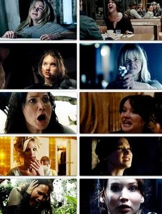 Jennifer Lawrence acting appreciation