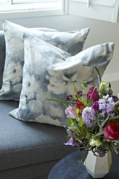 The Nomad Fabric Collection by Prestigious Textiles was designed to excite the hidden traveller inside the heart of any home-bound person! Decorative Cushions, Fabric Houses, Natural Linen Fabric, Prestigious Textiles, Modern Prints, Upholstery Fabric, Distressed Walls, Fabric Collection, White Decor