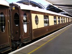 Belmond British Pullman with thedreamtravelgroup.co.uk