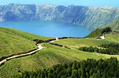 Full-Day Sete Cidades 4x4 Tour  Head off-road and see the best of the Portuguese countryside on this full-day 4x4 tour of Sete Cidades from Ponta Delgada. Zoom along rugged off-road tracks by 4x4 vehicle with a guide, and admire fine views over the Lagoa das Empadadas and the Lagoa de Santiago — two local lakes. Explore the charming coastal village of Mosteiros, where traditional fishing boats line the harbour walls. Along the way, discover natural attractions including the co...