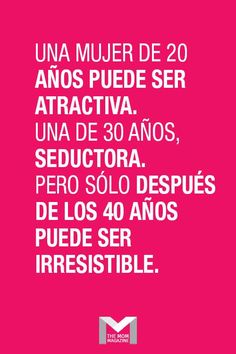 #mujer #frases #palabras #años