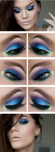 #eyes #eyemakeup #mascara #eyeliner #beauty #makeup #popular