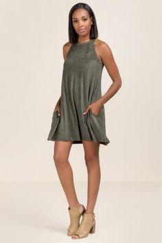 Lucia Knit Shift Dress