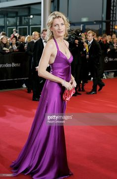 Maria Furtwaengler attends the German Television Awards (Der Deutsche Fernsehpreis 2007) at the Coloneum September 29, 2007 in Cologne, Germany.