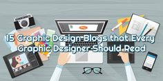 15 Graphic Design Blogs that Every Graphic Designer Should Read- CareerMetis.com Writing A Cover Letter, Cover Letter Example, Latest Design Trends, Career Options, Design Blogs, Work Inspiration, Online Portfolio, Job Search, Graphic Illustration