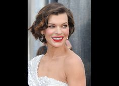 Oscars 2012. Red Carpet Updo   Kenra Professional Celebrity Hairstyle Inspiration
