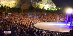 Greek Singers in Athens Parios Concert