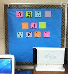 Whole Class Behavior Management System