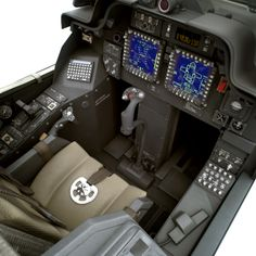 detailed 3d model of a boeing ah 64d apache longbow helicopter cockpit