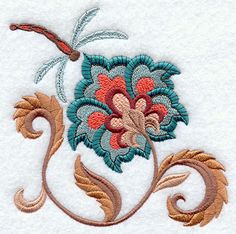 Machine Embroidery Designs at Embroidery Library! - Color Change - E3662