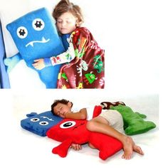 sleep buddies gifts for kid's room