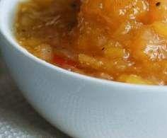Rezept Mango-Chutney mit Tonkabohne von Fett-For-Fun-Thermi - Rezept der Kategorie Saucen/Dips/Brotaufstriche