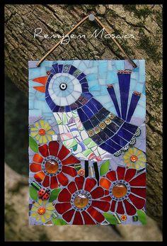 Bidley Bird by Remygem, via Flickr