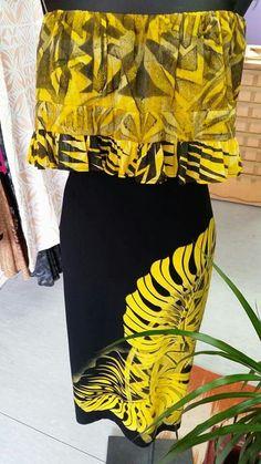 Hawaiian Outfit Women, Hawaiian Outfits, Hawaiian Dresses, Island Wear, Island Outfit, African Dress Patterns, Island Wedding Dresses, Samoan Designs, Samoan Dress