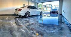 internationalelitecreteAnother custom REFLECTOR™ Enhancer Floor, this time installed in a garage. Garage Storage Cabinets, Garage Organization, Car Garage, Garage Doors, Custom Garages, Garage Apartments, Epoxy Floor, Garage Design, Crete