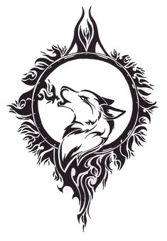 celtic wolf design   Free Download Wolf Tattoo Design By Angel Of Mist On Deviantart Design ...