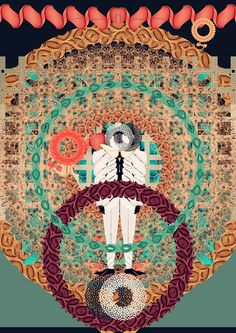 Cristian Boian   Complex Fractal inspiration