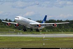 OY-KBD SAS Scandinavian Airlines Airbus A340-313 taken 20. Jun 2013 at Oslo - Gardermoen (OSL / ENGM) airport, Norway by Heidi Rummelhoff Ringstad