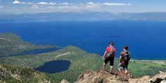 Elevate to Reno/Tahoe. Recreation opportunities are abundant in the area—no matter the season.