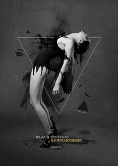 PHOTOGRAPHER: Emre Bozboğa / STUDIO PUNCTUM MODEL: Christine K. & Paulina G. HAIR & MAKEUP ARTIST : Yagmur Karanohut CREATIVE DIRETCOR: Volkan ŞEKER DESIGN: Volkan ŞEKER   #Dark  #Death #darkbeauty #fashion #studio