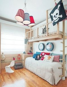 Home: mommo design: PIRATE ROOM