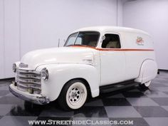 1949 Chevrolet Panel Delivery for sale at Streetside Classics