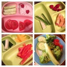 Ideas for baby led weaning