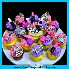 Purse+Cupcake+Toppers   High Heel Shoes And Purse Cupcake Toppers Pic #20