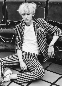 LOVE ME RIGHT : Chanyeol