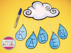 Preschool Weather Activities