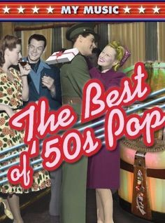 The Best Of 50's Pop DVD Magic Moments PBS Special that includes Pat Boone and Debby Reynolds!