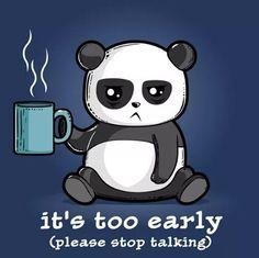 too early panda Panda Wallpapers, Cute Wallpapers, Cute Animal Quotes, Cute Animals, Cute Animal Drawings, Cute Drawings, Panda Drawing, Panda Art, Panda Panda