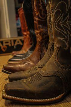 LiWestern Boots