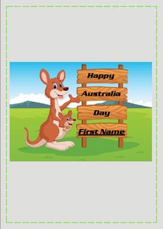 8 best australia day greeting cards images on pinterest happy send a card card card happy australia day online greeting cards custom cards stamping january messages personalized cards m4hsunfo
