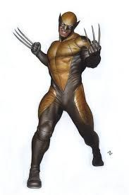 Adi Granov Kotobukiya Marvel Now Wolverine statue design, in Alan N's Adi Granov Comic Art Gallery Room Marvel Wolverine, Marvel Now, Logan Wolverine, Marvel Comics Art, Comic Movies, Comic Books Art, Comic Art, Book Art, Adi Granov
